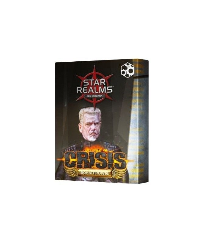 Star Realms - Star Realms: Crisis - Bohaterowie