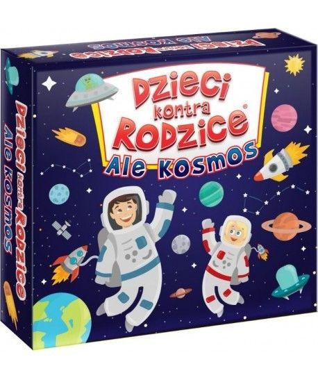 Rodzinne - Dzieci kontra rodzice: Ale kosmos