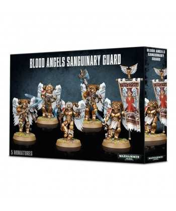 Blood Angels Sanguinary Guard Space Marines - 1