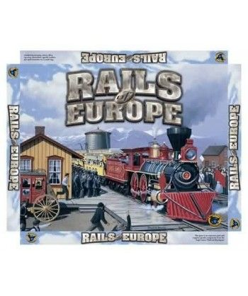Rails of Europe Dodatki do gier - 1