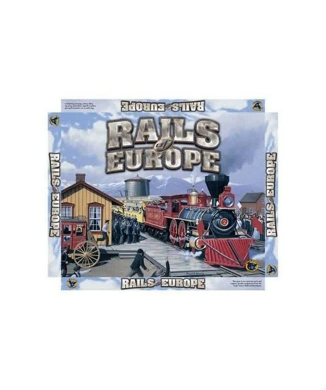 Dodatki do gier - Rails of Europe