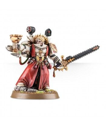 Space Marines - Sanguinary Priest