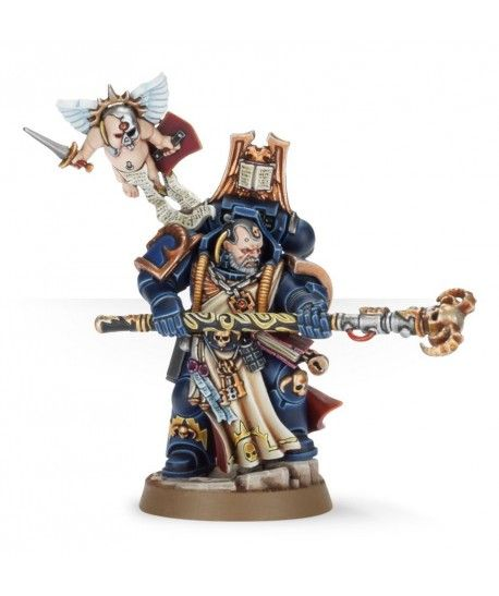 Space Marines - Space Marine Librarian