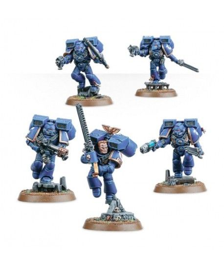 Space Marines - Space Marine Assault Squad