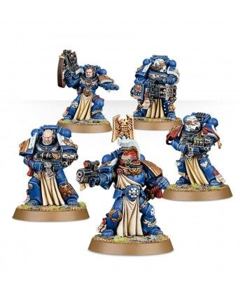 Space Marine Sternguard Veteran Squad Space Marines - 1