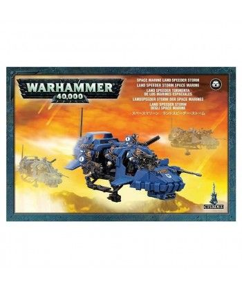 Space Marine Land Speeder Storm Space Marines - 1