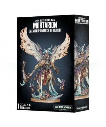 Chaos Space Marines - Mortarion, Daemon Primarch of Nurgle