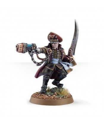 Astra Militarum - Officio Prefectus Commissar