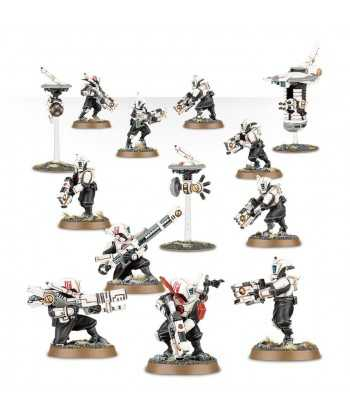 Tau - Tau Empire Pathfinder Team