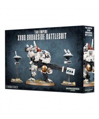 Tau - Tau Empire XV88 Broadside Battlesuit