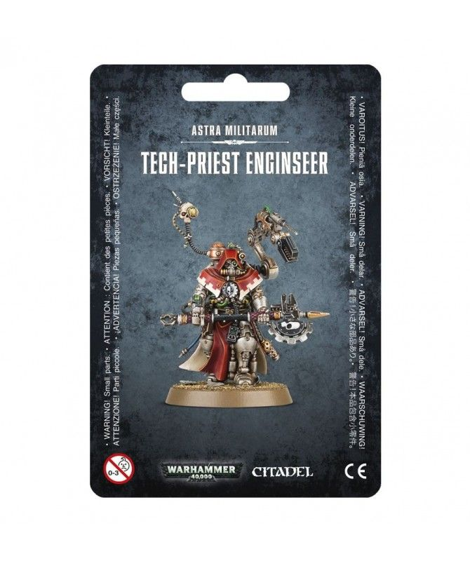 Astra Militarum - Tech-Priest Enginseer
