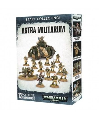 Start Collecting! Astra Militarum Astra Militarum - 1