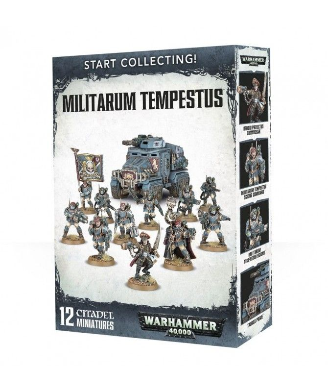 Astra Militarum - Start Collecting! Militarum Tempestus