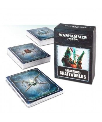 Craftworlds - Datacards: Craftworlds