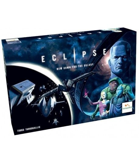 Strategiczne - Eclipse