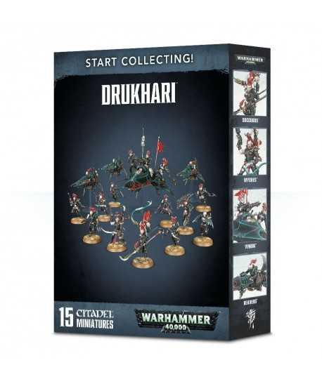 Drukhari - Start Collecting! Drukhari