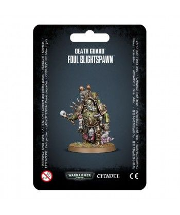 Chaos Space Marines - Foul Blightspawn