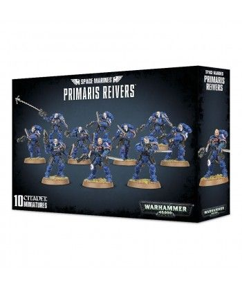 Space Marines - Primaris Reivers