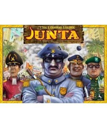 Rodzinne - Junta: Viva el Presidente!