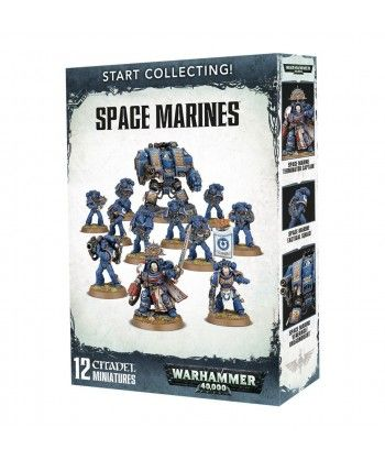 Start Collecting! Space Marines Space Marines - 1
