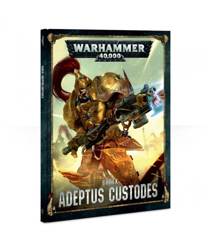 Imperial Forces - Codex: Adeptus Custodes