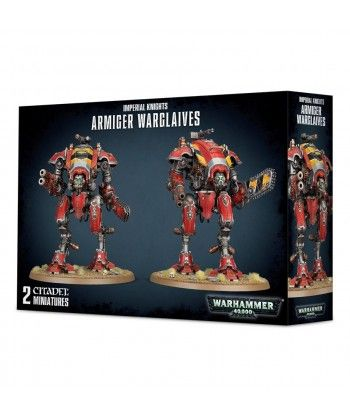 Imperial Forces - Armiger Warglaives