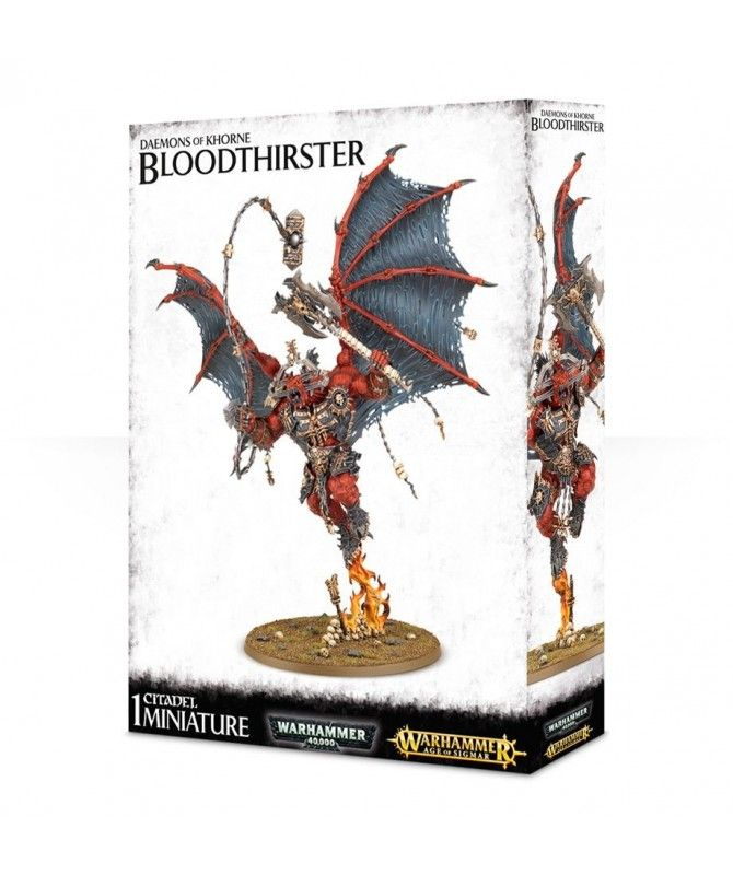 Blades of Khorn - Daemons Of Khorne Bloodthirster