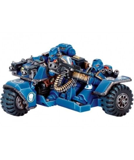 Space Marines - Space Marine Attack Bike