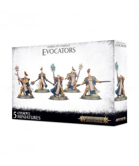 Stormcast Eternals - Evocators