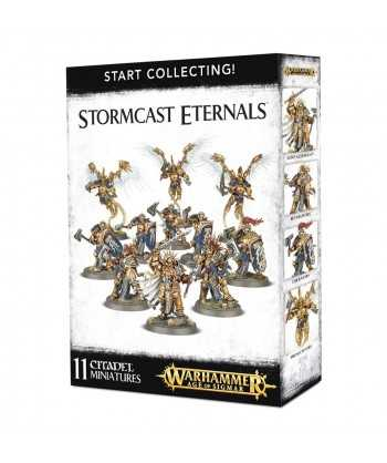 Start Collecting! Stormcast...