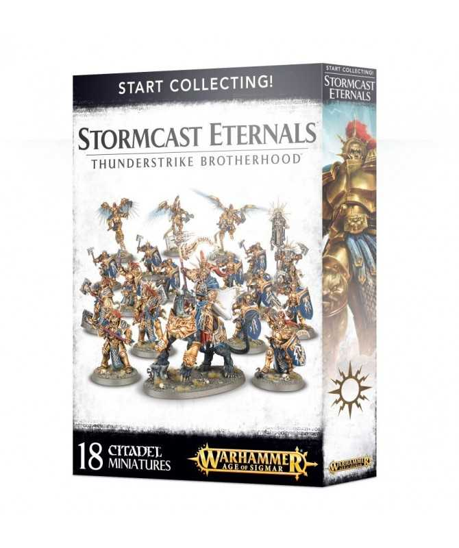 Stormcast Eternals - Start Collecting! Stormcast Eternals Thunderstrike Brotherhood