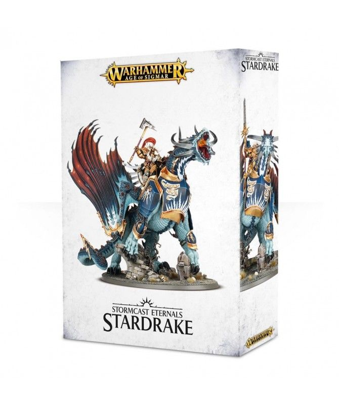 Stormcast Eternals - Lord-Celestant on Stardrake