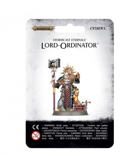 Stormcast Eternals - Lord-Ordinator