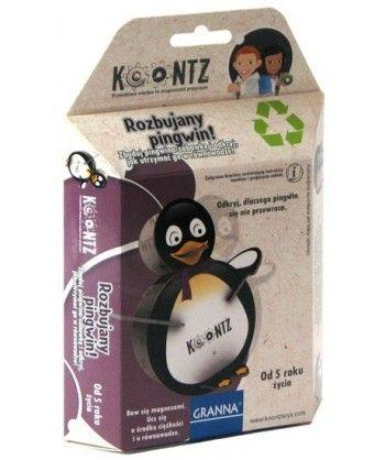 Koontz: Rozbujany pingwin