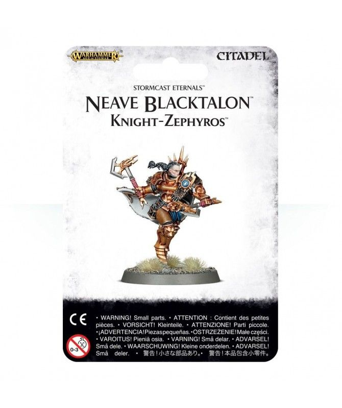 Stormcast Eternals - Neave Blacktalon