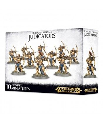 Stormcast Eternals - Judicators