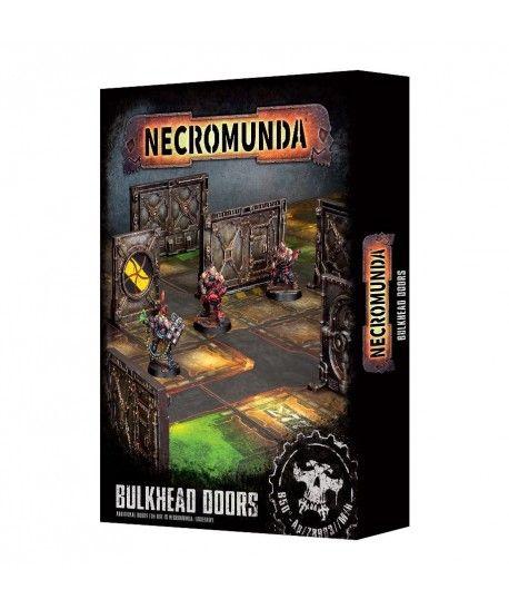 Necromunda - Necromunda Bulkhead Doors