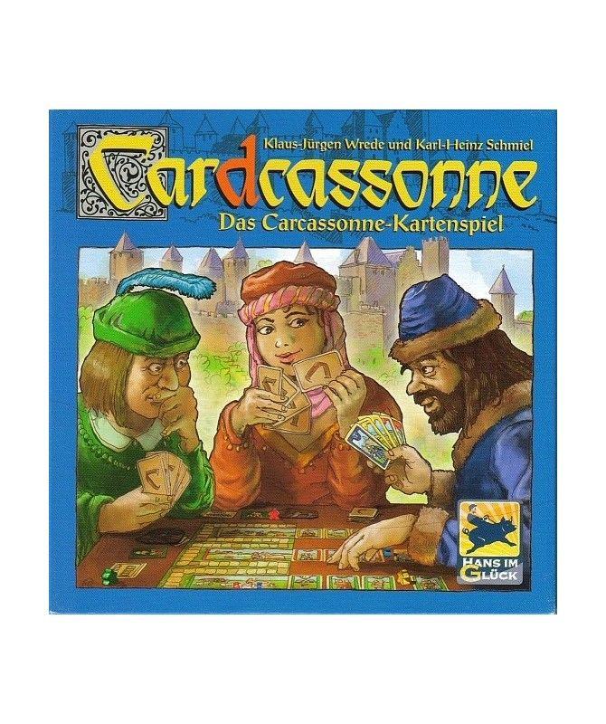 Gry Karciane - Car(d)cassonne