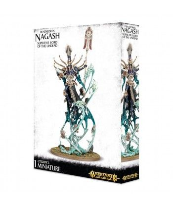 Deathlords - Deathlords Nagash Supreme Lord Of Undead