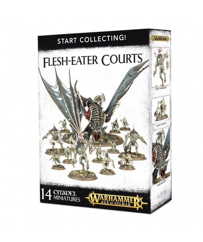 Flesh-Eater Courts - Start Collecting! Flesh-Eater Courts
