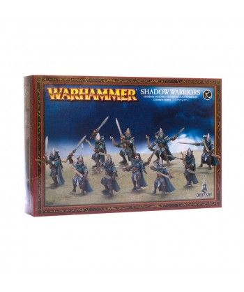 Wanderers - High Elf Shadow Warriors/Sisters of the Watch