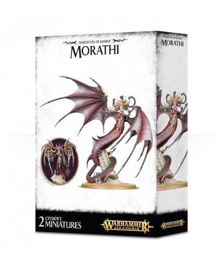 Daughters of Khaine - Daughters Of Khaine Morathi