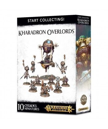 Kharadron Overlords - Start Collecting! Kharadron Overlords