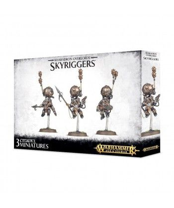 Kharadron Overlords - Kharadron Overlords Skyriggers