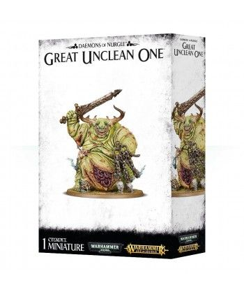 Great Unclean One Maggotkin of Nurgle - 1