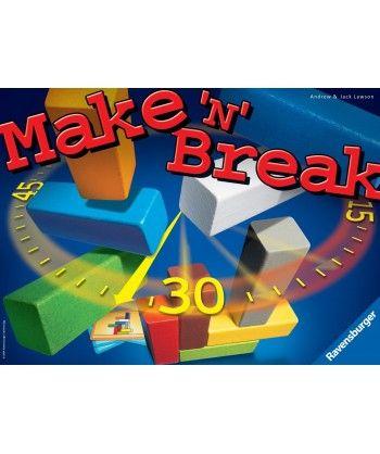 Make 'n' Break - Zbuduj i...