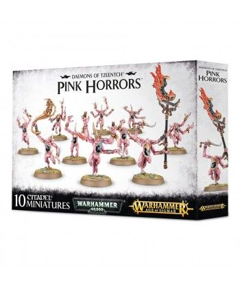 Pink Horrors of Tzeentech Disciples of Tzeentch - 1