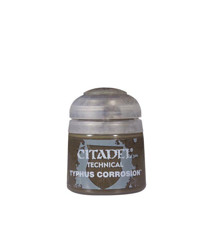 Technical - Typhus Corrosion