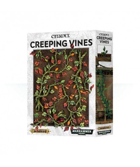 Makiety, elementy makiet i podstawki - Creeping Vines