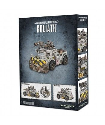 Goliath Truck Genestealer Cults - 1